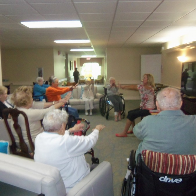 Arbor Glen Assisted Living Facility