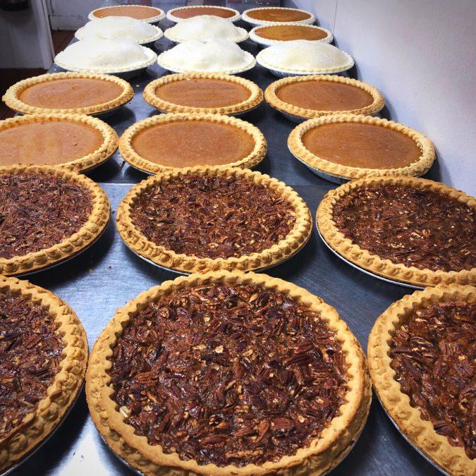 Arbor Trace Thanksgiving Pie