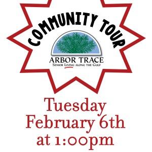 Arbor Trace community tour 2018