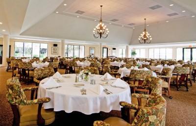 Colonnade Dining Room