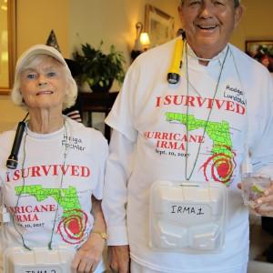 senior living community halloween bash