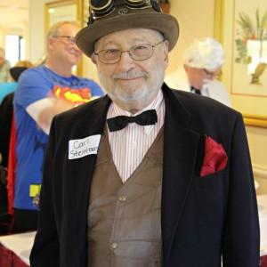 Steampunk senior