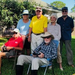 Senior living community Boat club