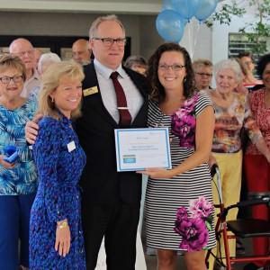 Blue zones certified senior community