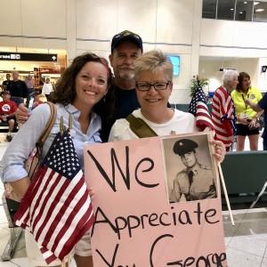 Group honoring veterans