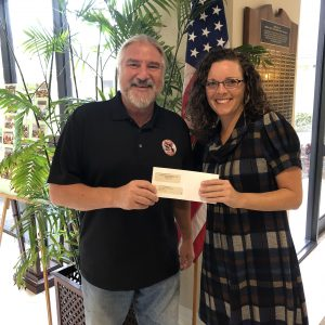 Honor flight of collier county donation