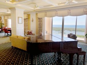 Top of the pointe club room naples florida