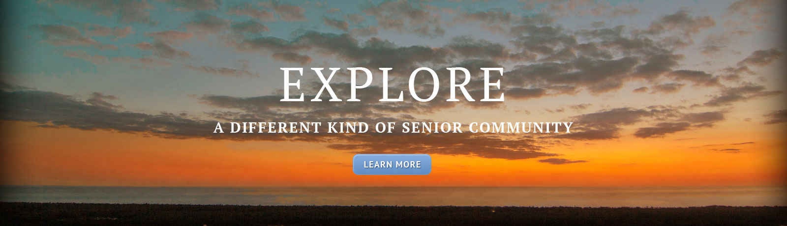 Explore a different kind of senior community