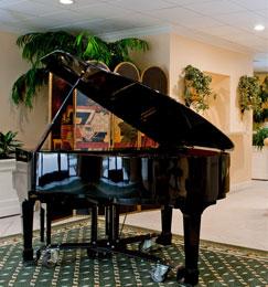 Community Amenities Piano