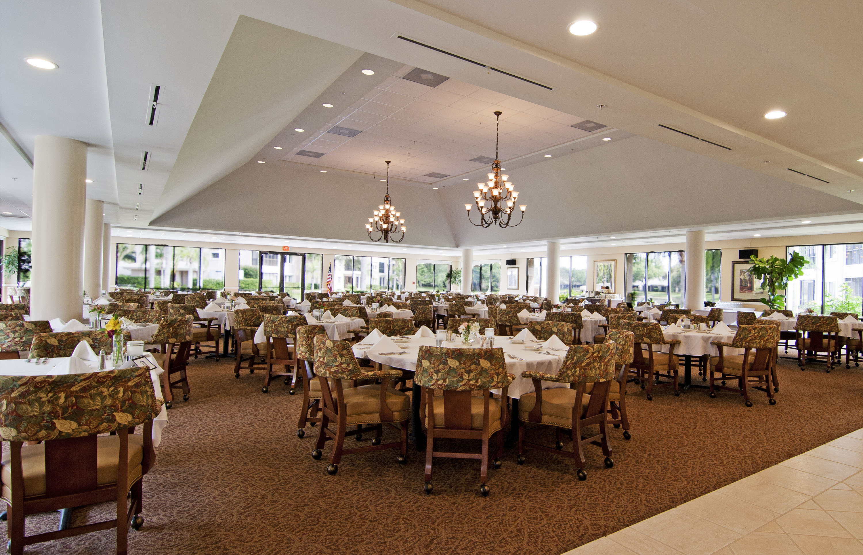 Arbor Trace Dining Room