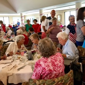 Memorial Day Brunch at Arbor Trace