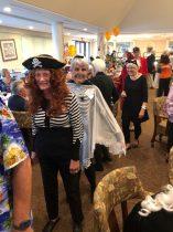 Arbor Trace costume parade